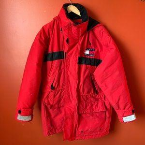 Vintage Tommy Hilfiger Parka Jacket